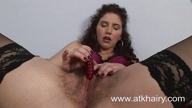 Sexy masturbación