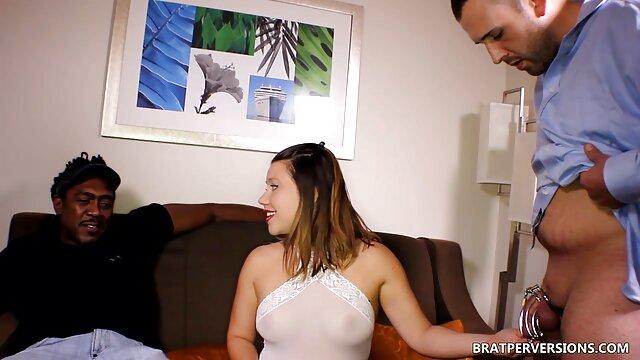 Chico caliente follando colegiala caliente por videos hentai sub al español detrás en el culo