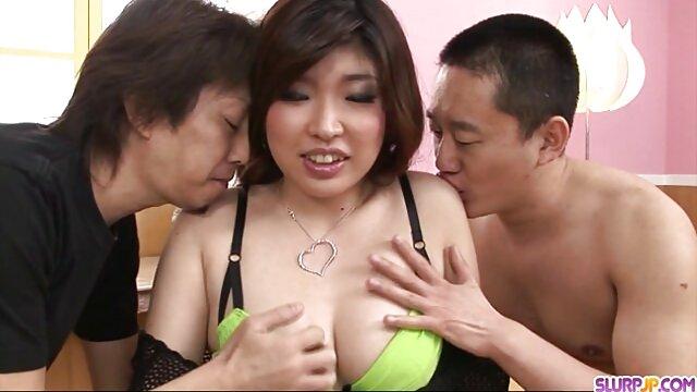 Adolescente morena, Sayaka Takahashi, increíbles sub xxx español escenas POV